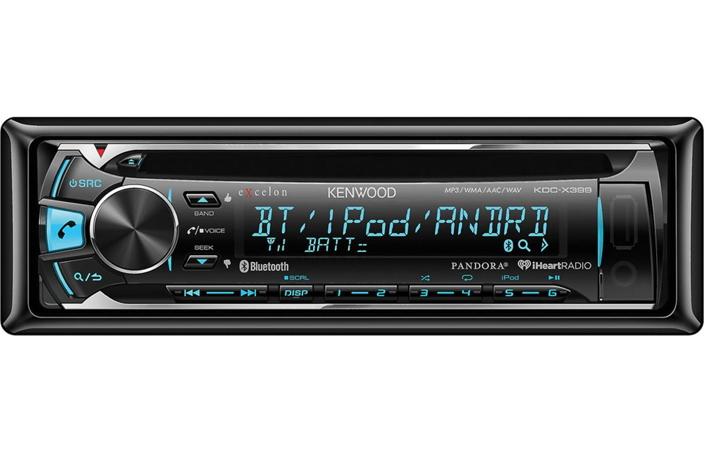Kenwood Excelon Car Stereo Gotteamdesigns Kdc X589 Wiring Diagram